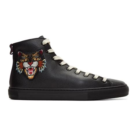 Gucci Angry Cat Sneakers