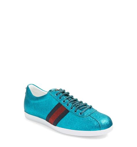 Gucci Bambi Lace Up Sneakers