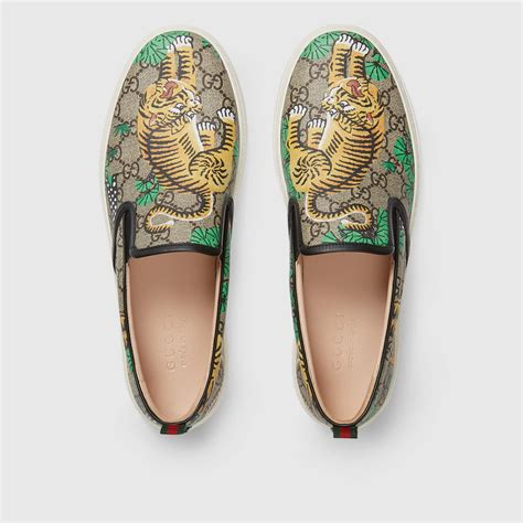 Gucci Bengal Slip On Sneaker