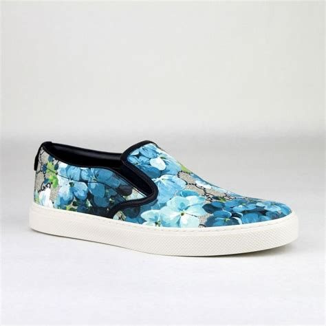 Gucci Bloom Slip On Sneakers