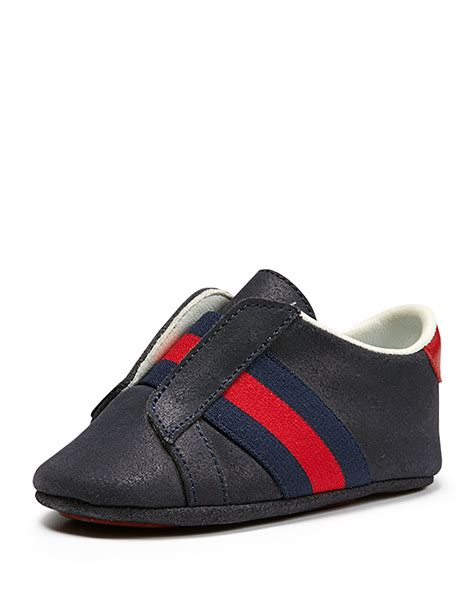 Gucci Brooklyn Slip On Sneakers