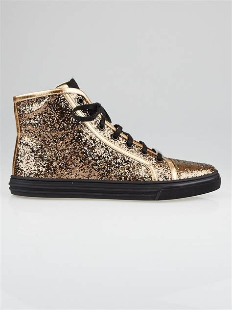 Gucci California Glitter Sneakers