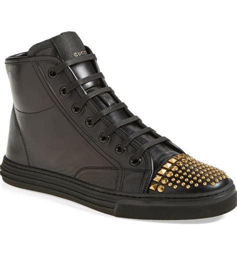Gucci California Studded Sneakers