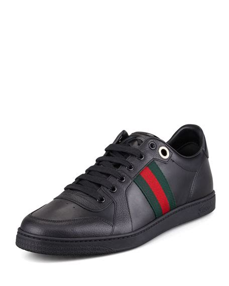Gucci Coda Low-cut Sneaker Black