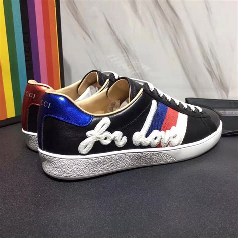 Gucci For Love Men Sneaker