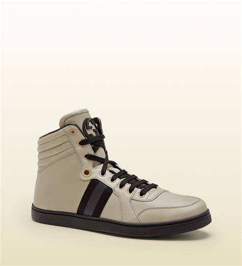 Gucci High Top Sneakers For Men