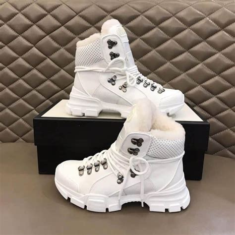 Gucci High Top Sneakers Monochrome