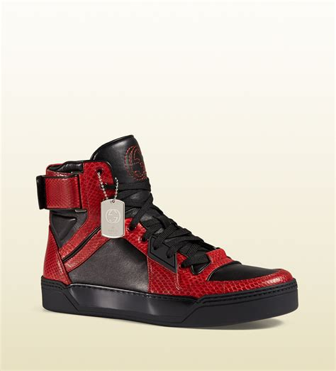 Gucci High Top Sneakers Online