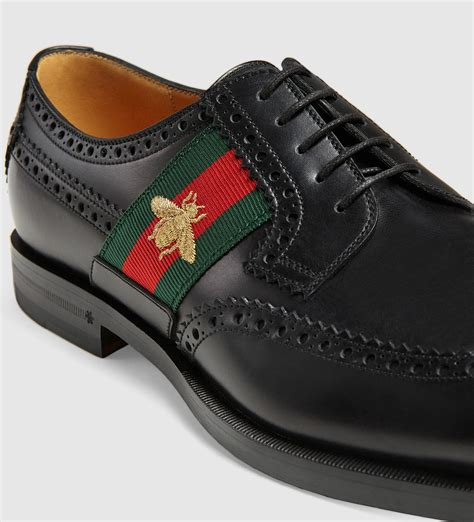 Gucci Lace Up Sneakers