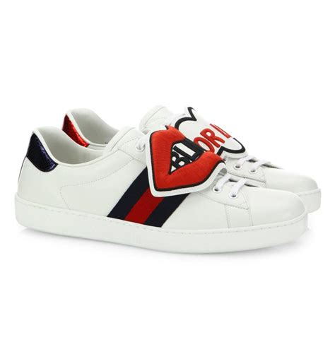 Gucci Love Is Blind Sneakers