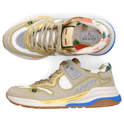 Gucci Low Cut Sneakers