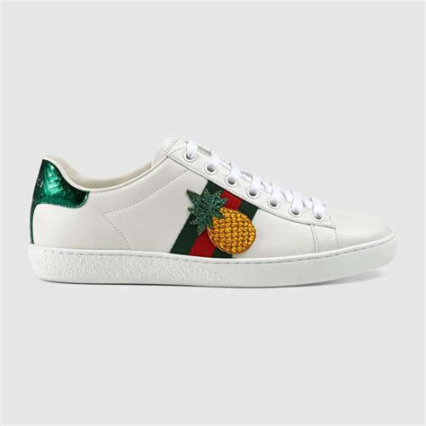 Gucci Low Top Sneaker Pineapple