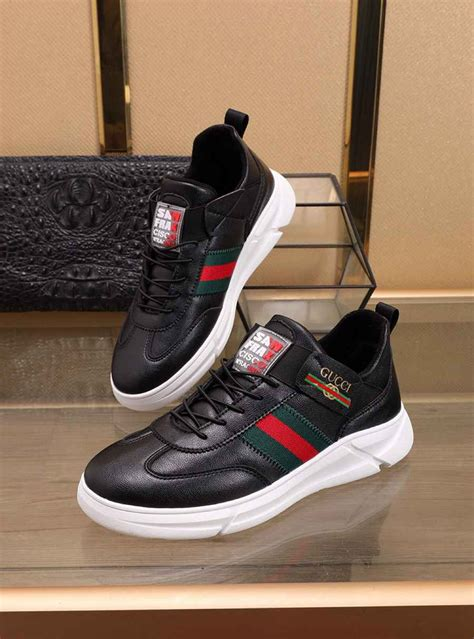 Gucci Low Top Sneakers Cheap