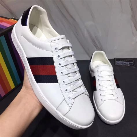 Gucci Low Top Sneakers Men