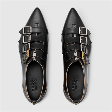 Gucci Mens Sneaker Buckle