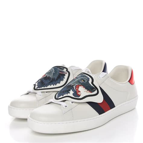 Gucci Mens Sneakers Wolf