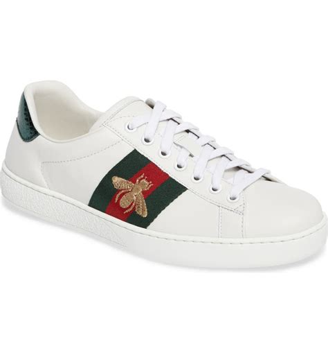Gucci New Ace Sneakers Mens