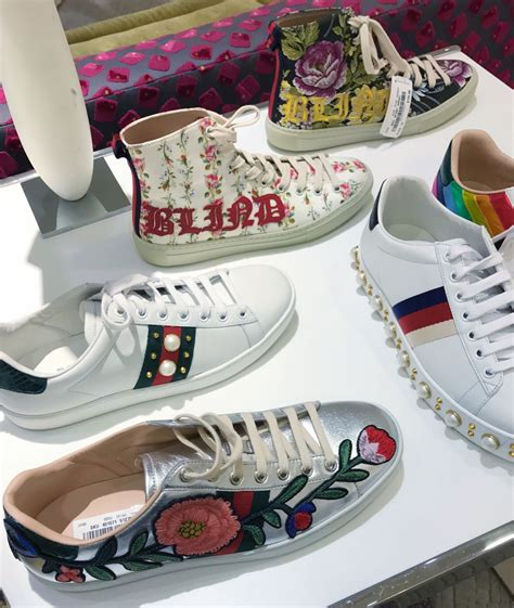 Gucci New Collection Sneakers