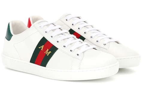 Gucci Personalisation Sneakers