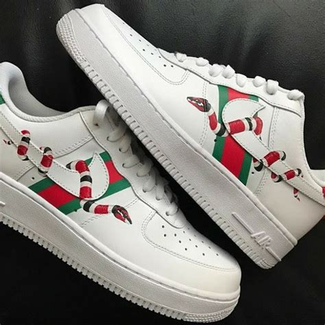 Gucci Personalised Sneakers