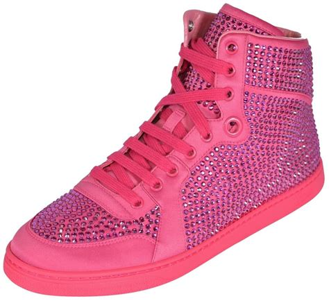 Gucci Pink Sneakers Price