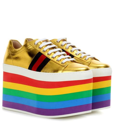 Gucci Platform Sneakers Price
