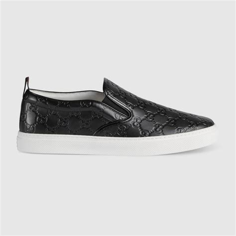 Gucci Signature Slip On Sneaker