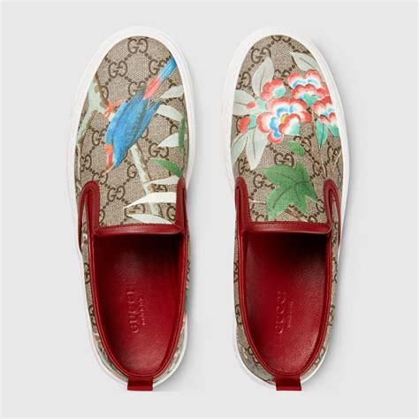 Gucci Slip On Sneakers Womens
