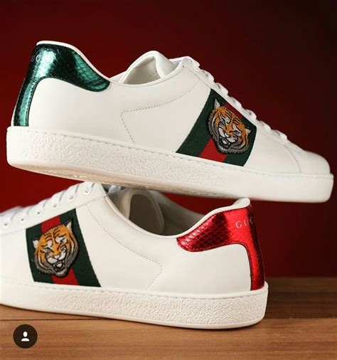 Gucci Sneakers Hombre
