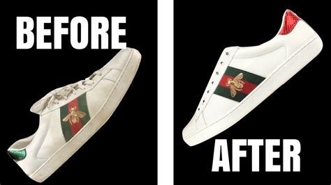 Gucci Sneakers How To Clean