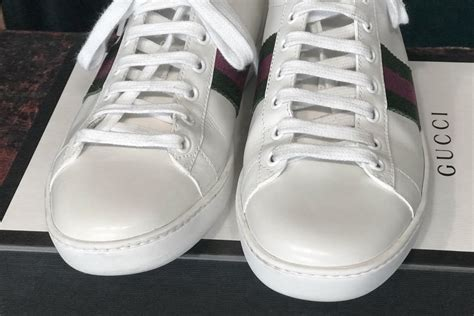 Gucci Sneakers Repair
