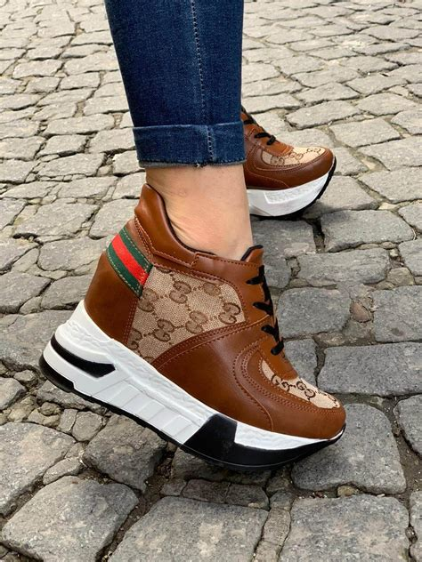 Gucci Sneakers Shoes For Sale