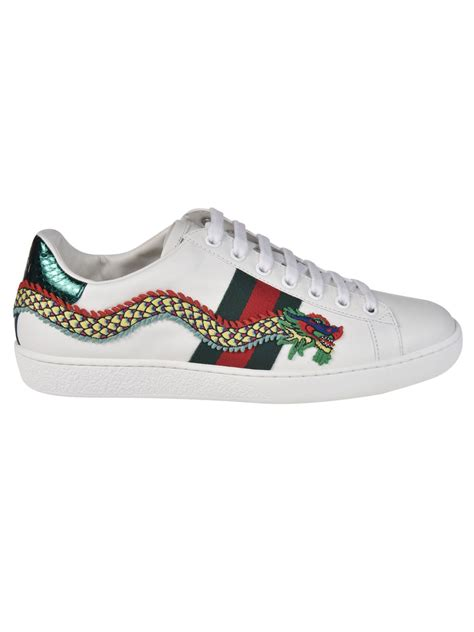 Gucci Sneakers Water Dragon
