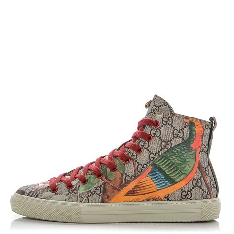 Gucci Tian High Top Sneaker 13