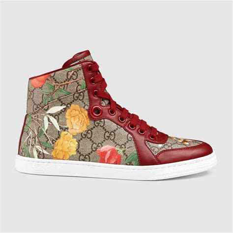 Gucci Tian Hightop Sneaker