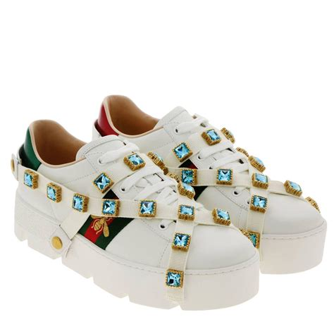 Gucci Women's Sneakers Uk