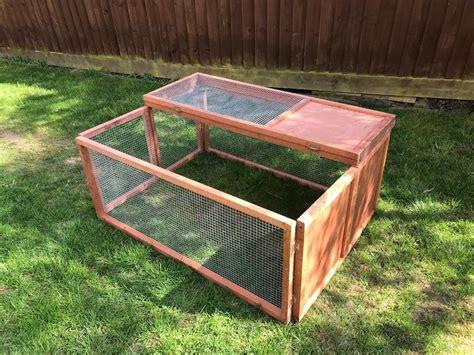 Guinea-Pig-Outdoor-Run-Plans