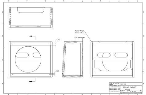 Guitar-Amp-Cabinet-Plans