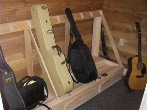 Guitar-Case-Storage-Rack-Plans