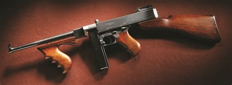 Gun Collecting: The Venerable Thompson Submachine Gun