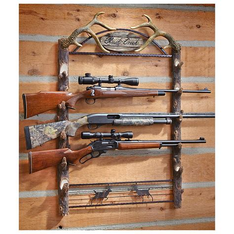 Gun Rack For Wall In Canada