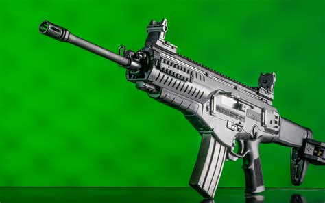 Gun Review Beretta S Arx 100 Rifle  Gun Digest.