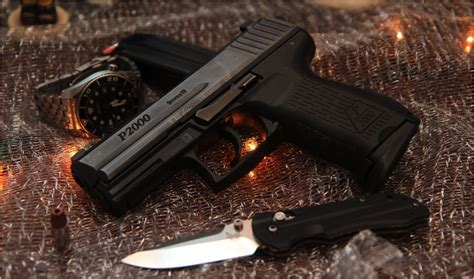 Gun Review Heckler  Koch P2000 - The Truth About Guns.
