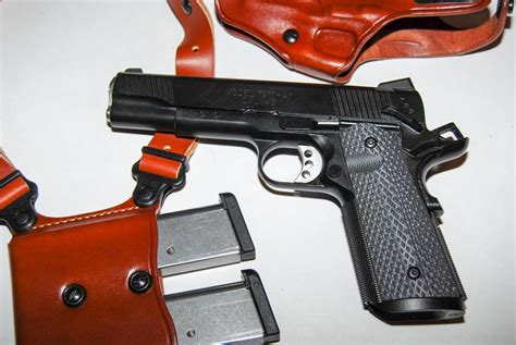 Gun Review Springfield Armory 1911 Trp - Gunsamerica Digest.
