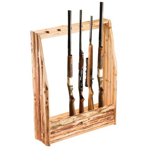 Gun Storage Rack Plans