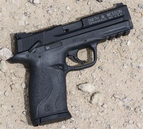 Gun Review Smith Wesson M P22 Compact The Truth About And Bench Rest Bags Shooting Rests At Brownells