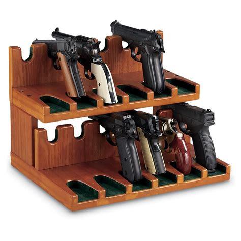 Gun-Cabinet-With-Pistol-Display-Plans