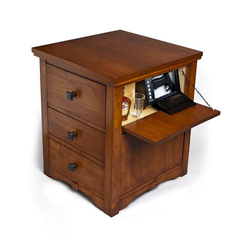 Gun-Safe-Nightstand-Plans