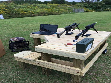 Gun-Table-Stand-Plans