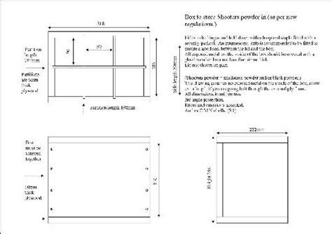 Gunpowder-Storage-Box-Plans